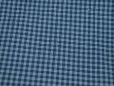 Nordso • 50x160 • Patchworkstoff Stoffrest Scrap Baumwolle Webstoff Karo STOF