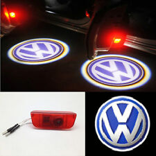 LED Door Welcome Projector Logo Light lamp For 2008-2013 Touran Red