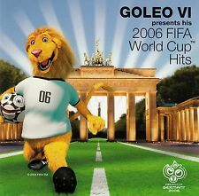 GOLEO VI PRESENTS HIS 2006 FIFA WORLD CUP HITS / CD - NEUWERTIG