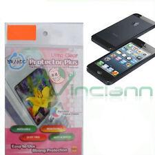 2x Pellicola display BRANDO pr iPhone 5 5S SE protezione ULTRA CLEAR trasparente