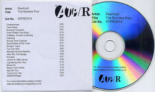 DEERHOOF The Runners Four 2005 UK 20-trk promo test CD