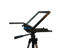 R812-2 Portable iPad Teleprompter with Beam Splitter Glass