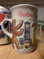 German City of  Berliner Weihnachtsmarkt # 2007,3-D Images, Ceramic Coffee Cup