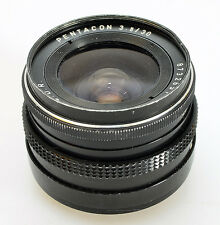 Pentacon 3.5/30 m42 30mm objectif grand angle f/3, 5 30mm (6593)