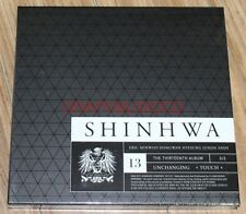 SHINHWA 13TH UNCHANGING - TOUCH CD + PHOTOBOOK SEALED