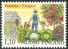 Finland 1982 Horticulture/Garden/Fruit/Vegetables/Nature/Apples/Food 1v (b735k)