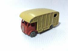 Matchbox Series No. 35 Marshall Horse Box MK7 Made in England by Lesney