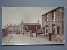 R&L Postcard: Ecclesfield Sheffield, Bank House High Street, Edwardian