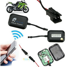 Mini GPS Tracking GSM GPRS SOS SMS Network Vehicle Motorcycle Monitor Tracker