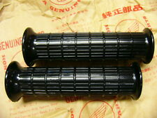 Honda CB 750 Four K0  K1  Griffgummi Set  Rubber Set left and right