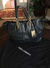 Authentic Dolce & Gabbana Miss Night And Day handbag