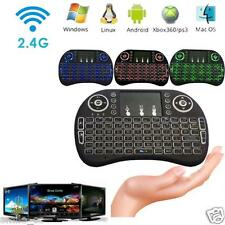 Rii Mini i8 2.4G Wireless Keyboard Touchpad Combo For Android/IOS PC Box