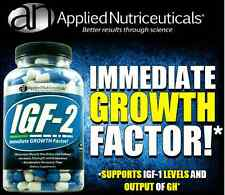 Applied Nutriceuticals IGF-2 IMMEDIATE GROWTH FACTOR  240 capsules BUILD MUSCLE