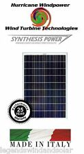 10W 12V Poly-Crystalline Solar Panel 10 Watt 12 Volt Off Grid RV Boat Marine