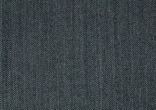Grey Herringbone Super 130's Wool-Cashmere Suiting Fabric - Length = 3.50 Metres