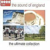 Sound Of England, The: The Ultimate Collection, Various Artists, Good Box set