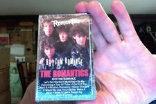 The Romantics- Rhythm Romance- new/sealed cassette tape