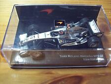 1/43 Mclaren Mercedes Mp4/20 2005 Kimi Raikkonen Team Edition