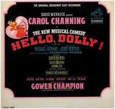 LP 5441 MUSICAL COMEDY HELLO DOLLY
