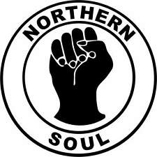Northern Soul Exterior Round Vinyl Sticker Decal 2Tone Ska RudeBoy Music Culture