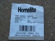 Homelite Hedge Trimmer Cylinder Gasket #08159 Fits HT17, HT19, HT21, HT22, HX16