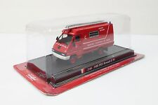 Del Prado 1988 Renault B 90 PSE Fire Vehicle 1:64 Scale Diecast Car Model MIB