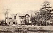 Warton Vicarage Nr Lancaster unused old pc Hunts