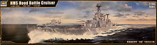 Trumpeter #3710 - 1/200 scale Royal Navy HMS Hood WWII Battlecruiser - NEW!!!