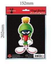 Looney Tunes Marvin Car Sticker - Fun - Martian - Auto Decal