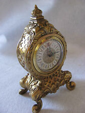SALE-VINTAGE GEBRAUCHSANWEISUNG BLESSING West Germany WIND UP CLOCK ORIGINAL BOX