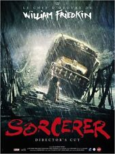 Affiche 40x60cm SORCERER 1978 William Friedkin - Roy Scheider R2015 NEUVE
