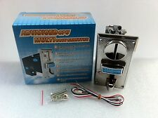 Multi Coin Acceptor Selector Mechanism Vending for AU coins $1,$2, 5 ¢,10 ¢,20 ¢