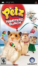 Petz Hamsterz Bunch PSP NEW SEALED! PETS, HAMSTERS, FEED, RAISE FAMILY, FUN!