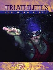 The Triathlete's Training Bible by Joe Friel (1998, Paperback)