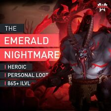 Legion The Emerald Nightmare Heroic HC Raid Personal Loot WoW Boost Sellrun
