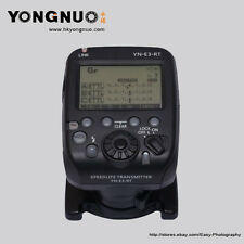 Yongnuo YN-E3-RT Speedlite Transmitter for Canon 600EX-RT Yongnuo YN-600EX-RT