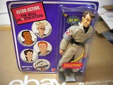 MATTEL RETRO ACTION THE REAL GHOSTBUSTER PTER VENKMAN WITH BOX R6272