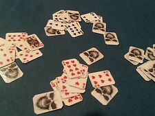 "1/6 scale playing cards Action figure 12"" Barbie GI Joe accessories miniatures A"