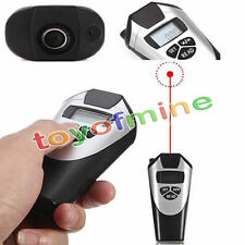 Ultrasonic Tape Measure Distance Meter LCD Digital Solid Laser Beam Pointer Tool