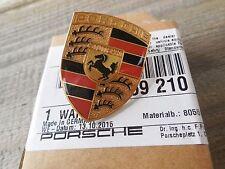 Porsche 356 B / C / SC Hood Emblem [Hood Handle Crest] GENUINE PORSCHE NEW #NS