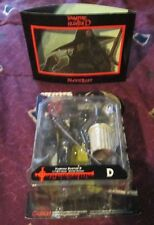 Vampire Hunter D Very Rare 1/10th Scale Action Figure + Bloodlust Poster Cel