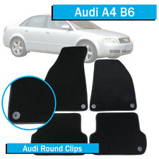 Audi A4 B6 - (2000-2006) - Tailored Car Floor Mats - Sedan and Wagon