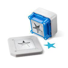 Creative Memories Scrapbooking Magnet Cutter Ausstecher Motivstanze Stern NEU