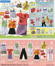 *SHIPS FROM US* Re-ment Petit Mode Full Set 8 outfits GIRLY STYLE dress skirt