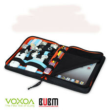 Bubm ACCESSORI STORAGE Carry Borsa Custodia per iPad 2 iPad 3 iPad 4 iPad 5 iPad Air