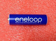 2 PCs Panasonic ENELOOP AA Rechargeable BATTERY Ni-MH 1.2V UP TO 2000mAh