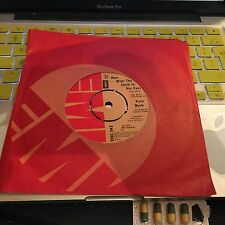 KATE BUSH MAN WITH THE CHILD IN HIS EYES-ORIGINAL 1978 PRESS EXCELLENT CONDITION