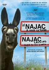 Najac Calling Over To You Earth / Ici Najac, a vous la terre (DVD) NEW