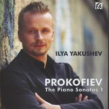 The Piano Sonatas 1 von Ilya Yakushev (2014)