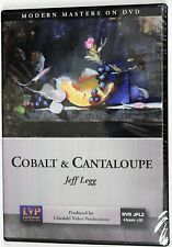 Jeff Legg: Cobalt & Cantaloupe - Art Instruction DVD